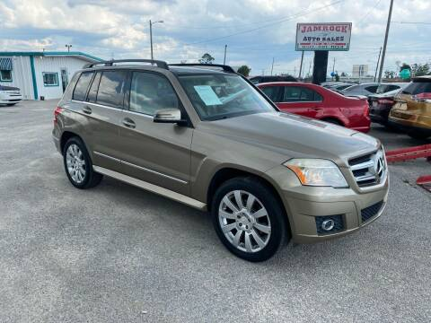 2010 Mercedes-Benz GLK for sale at Jamrock Auto Sales of Panama City in Panama City FL