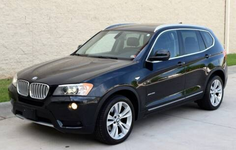 2011 BMW X3 for sale at Raleigh Auto Inc. in Raleigh NC