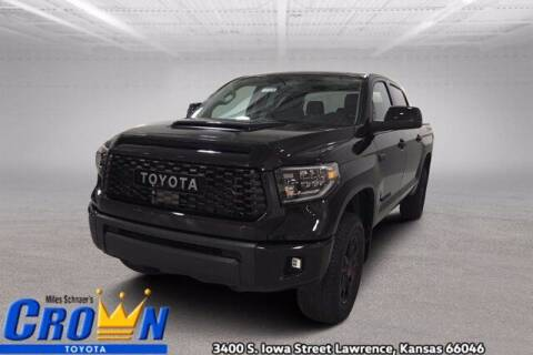2020 Toyota Tundra for sale at Crown Automotive of Lawrence Kansas in Lawrence KS