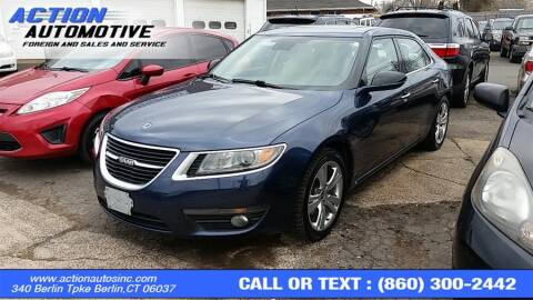 2011 Saab 9-5 for sale at Action Automotive Inc in Berlin CT