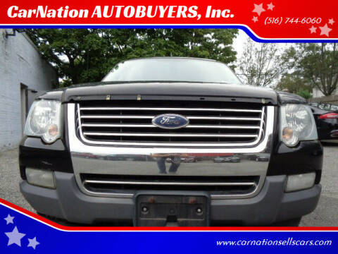 2006 Ford Explorer for sale at CarNation AUTOBUYERS, Inc. in Rockville Centre NY