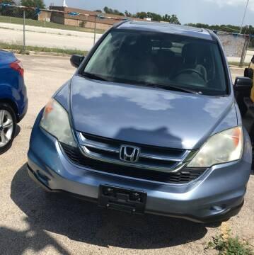 2011 Honda CR-V for sale at Hatimi Auto LLC in Buda TX