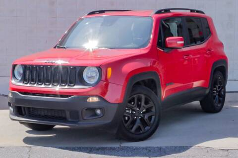2018 Jeep Renegade for sale at Cannon Auto Sales in Newberry SC