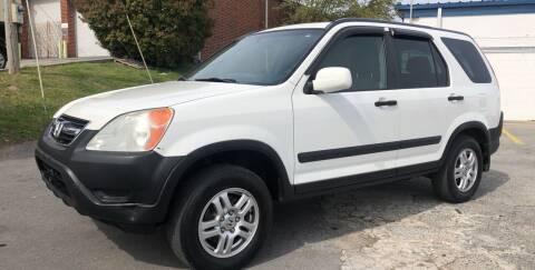 2004 Honda CR-V for sale at Diana Rico LLC in Dalton GA