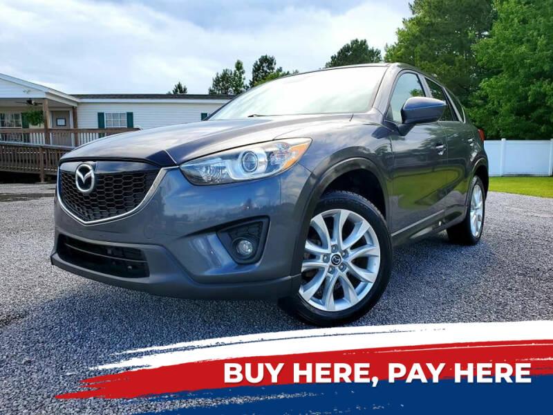 2014 Mazda CX-5 for sale at Real Deals of Florence, LLC in Effingham SC