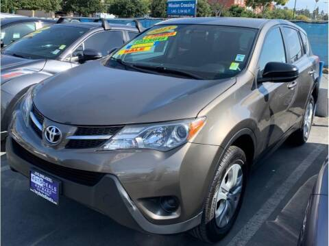 2015 Toyota RAV4 for sale at AutoDeals in Hayward CA