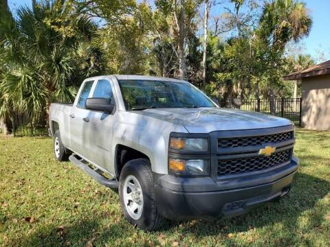 2014 Chevrolet Silverado 1500 for sale at Watson Automotive in Sheffield MA