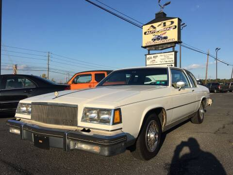 1985 Buick LeSabre for sale at A & D Auto Group LLC in Carlisle PA