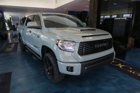 2021 Toyota Tundra for sale at OC Autosource in Costa Mesa CA