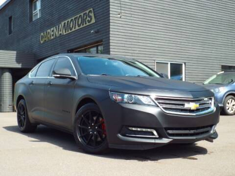 2019 Chevrolet Impala for sale at Carena Motors in Twinsburg OH