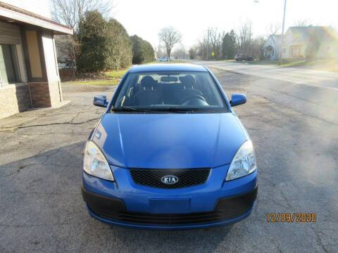 2009 Kia Rio for sale at Settle Auto Sales TAYLOR ST. in Fort Wayne IN