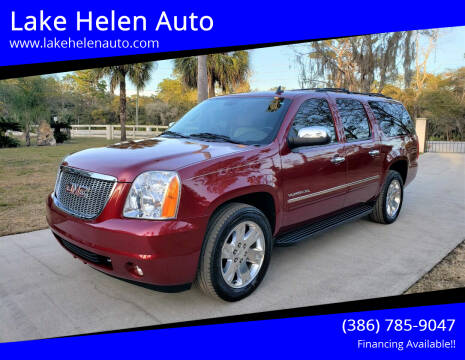 2011 GMC Yukon XL for sale at Lake Helen Auto in Lake Helen FL