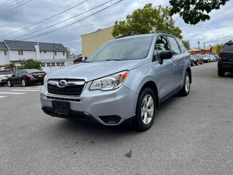 2016 Subaru Forester for sale at Kapos Auto, Inc. in Ridgewood, Queens NY