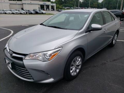 2017 Toyota Camry for sale at Hi-Lo Auto Sales in Frederick MD