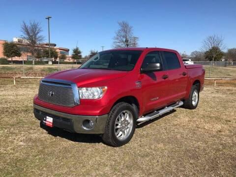 2011 Toyota Tundra for sale at LA PULGA DE AUTOS in Dallas TX