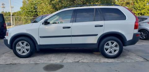 2006 Volvo XC90 for sale at On The Road Again Auto Sales in Doraville GA