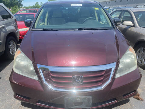 2009 Honda Odyssey for sale at Whiting Motors in Plainville CT