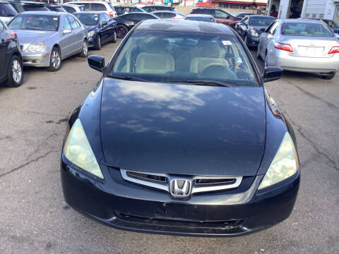 2004 Honda Accord for sale at GPS Motors in Denver CO