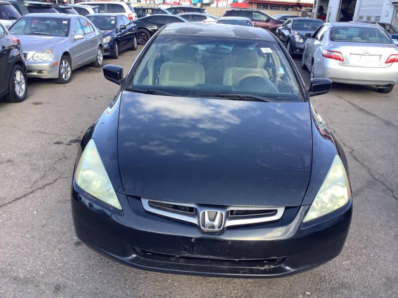 2004 Honda Accord for sale at GPS Motors in Denver CO