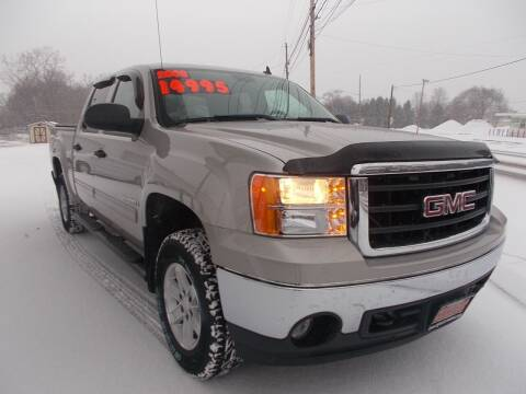 2008 GMC Sierra 1500 for sale at Dansville Radiator in Dansville NY