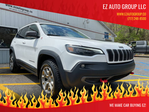 2020 Jeep Cherokee for sale at EZ Auto Group LLC in Lewistown PA