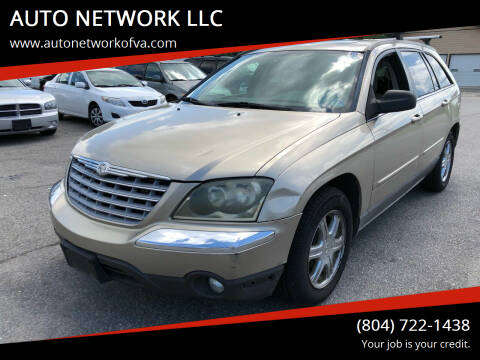 2004 Chrysler Pacifica for sale at AUTO NETWORK LLC in Petersburg VA
