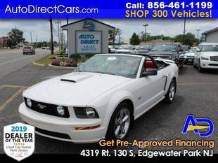2007 Ford Mustang for sale at Auto Direct Trucks.com in Edgewater Park NJ