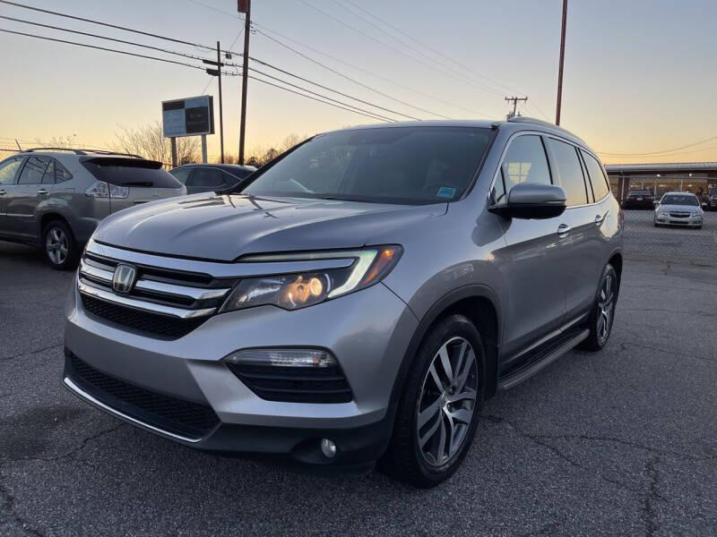 2016 Honda Pilot for sale at Signal Imports INC in Spartanburg SC