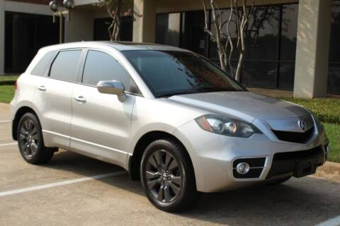 2010 Acura RDX for sale at DFW Universal Auto in Dallas TX