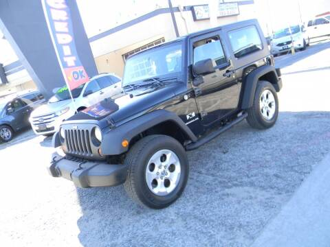 2007 Jeep Wrangler for sale at Meridian Auto Sales in San Antonio TX