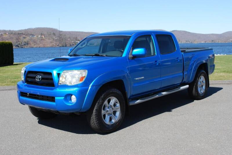2005 Toyota Tacoma for sale at New Milford Motors in New Milford CT
