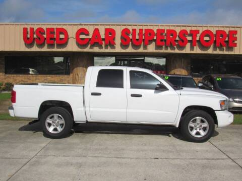 2010 Dodge Dakota for sale at Checkered Flag Auto Sales NORTH in Lakeland FL