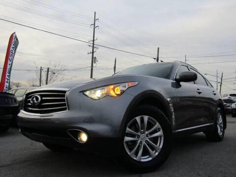 2012 Infiniti FX35 for sale at A & A IMPORTS OF TN in Madison TN