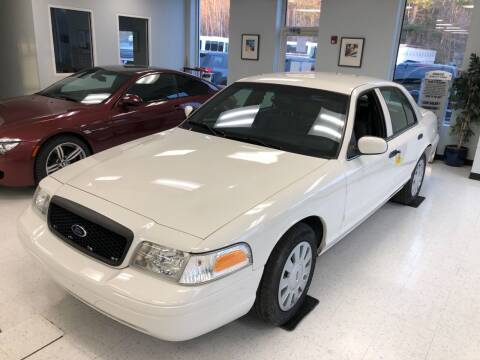 2011 Ford Crown Victoria for sale at Grace Quality Cars in Phillipston MA