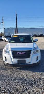 2014 GMC Terrain for sale at Wallers Auto Sales LLC in Dover OH