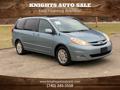 2008 Toyota Sienna for sale at Knights Auto Sale in Newark OH