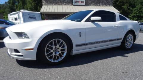 2013 Ford Mustang for sale at Driven Pre-Owned in Lenoir NC