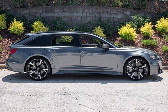 2021 Audi RS 6 for sale in Charlotte, NC