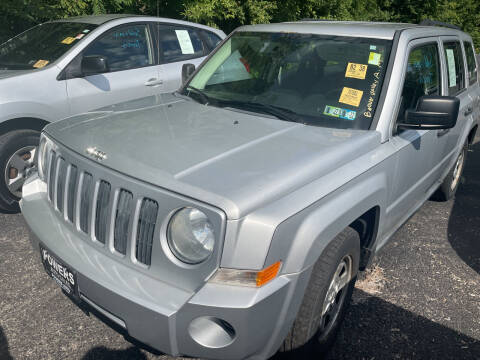 2009 Jeep Patriot for sale at Trocci's Auto Sales in West Pittsburg PA