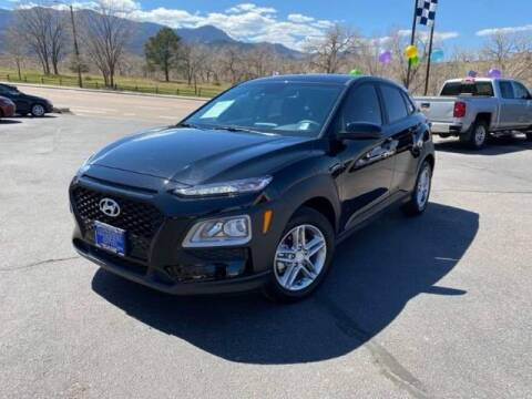 2020 Hyundai Kona for sale at Lakeside Auto Brokers in Colorado Springs CO