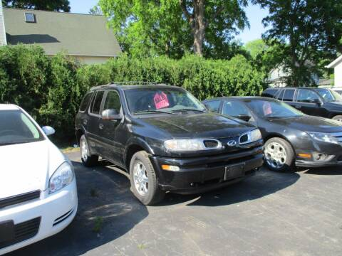 2002 Oldsmobile Bravada for sale at SPRINGFIELD AUTO SALES in Springfield WI