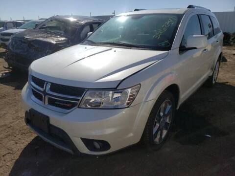 2014 Dodge Journey for sale at Varco Motors LLC - Builders in Denison KS