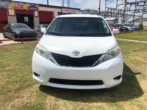 2011 Toyota Sienna for sale at Car Gallery in Oklahoma City OK