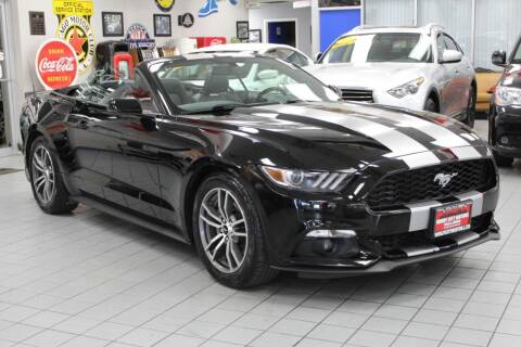 2015 Ford Mustang for sale at Windy City Motors in Chicago IL