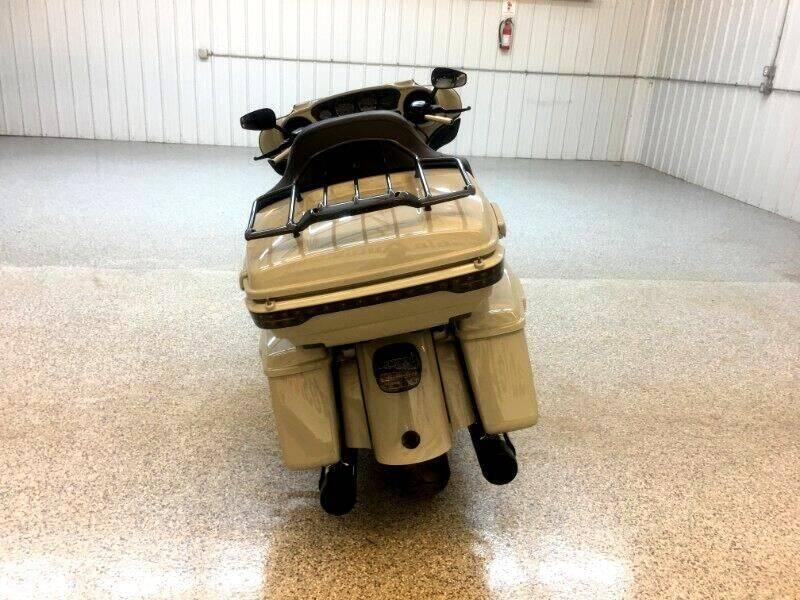 2020 Harley-Davidson FLHTKSE Repairable Smoke/Theft Damage - Strasburg ND