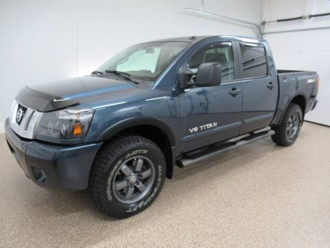 2013 Nissan Titan for sale at HTS Auto Sales in Hudsonville MI