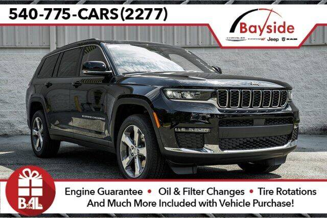 2021 Jeep Grand Cherokee L for sale in King George, VA