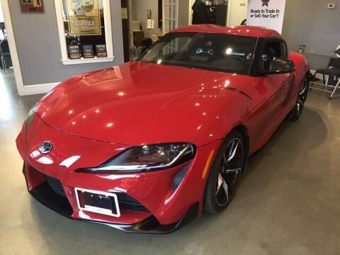 2021 Toyota GR Supra for sale at BATTENKILL MOTORS in Greenwich NY