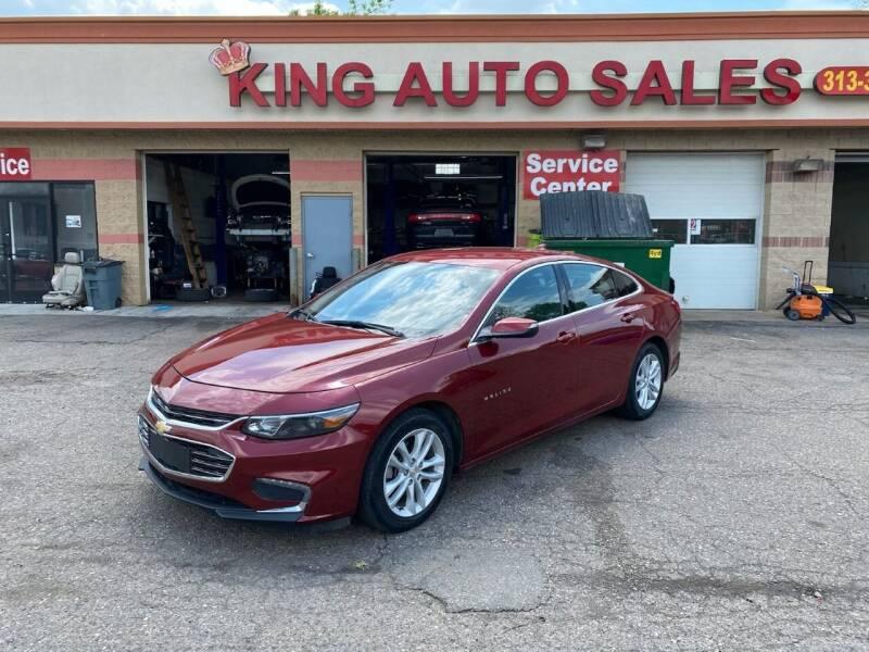 2017 Chevrolet Malibu for sale at KING AUTO SALES  II in Detroit MI
