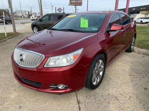 2011 Buick LaCrosse for sale at Cars To Go in Lafayette IN